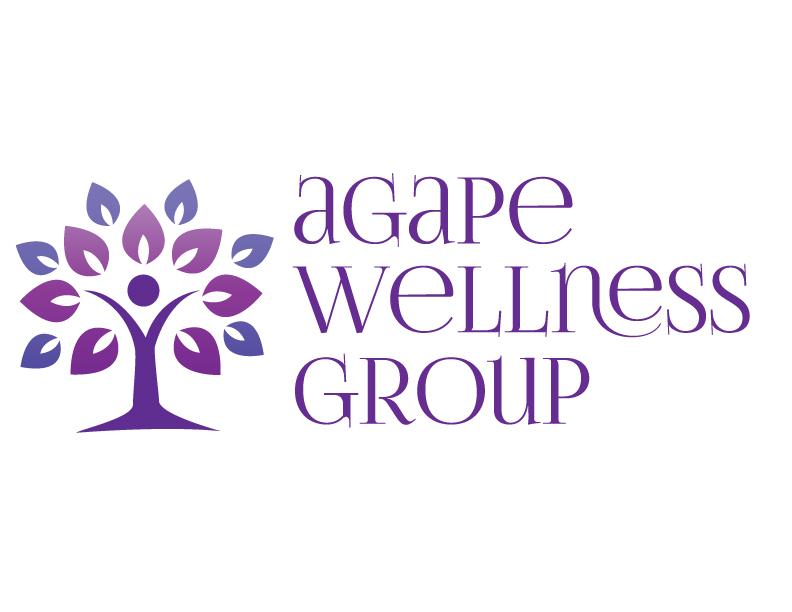 Agape Wellness Group Logo Design
