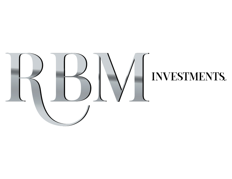 RBM Investments Logo Design