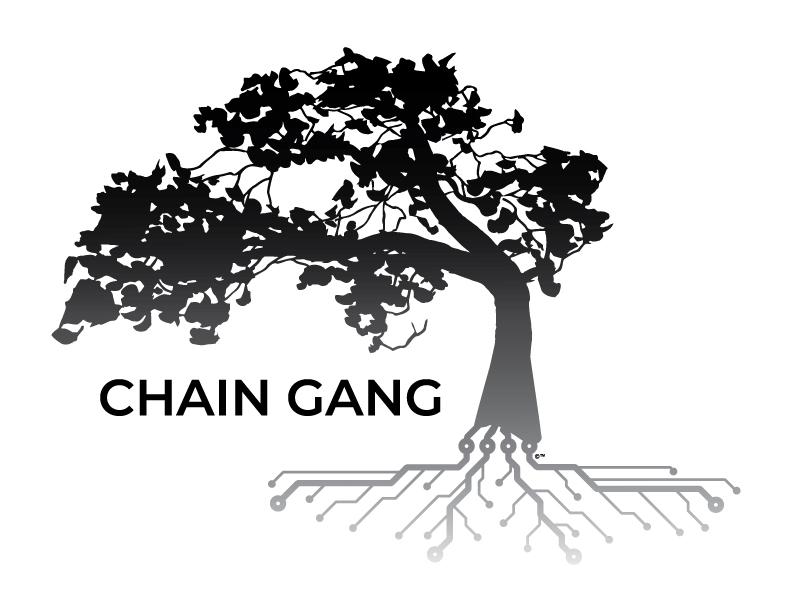 Chain Gang Logo Design