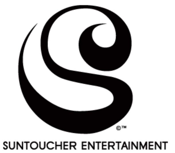 Suntoucher Entertainment Logo Design